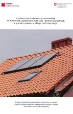 Broszura informacyjna - instalacja systemów energii odnawialnej